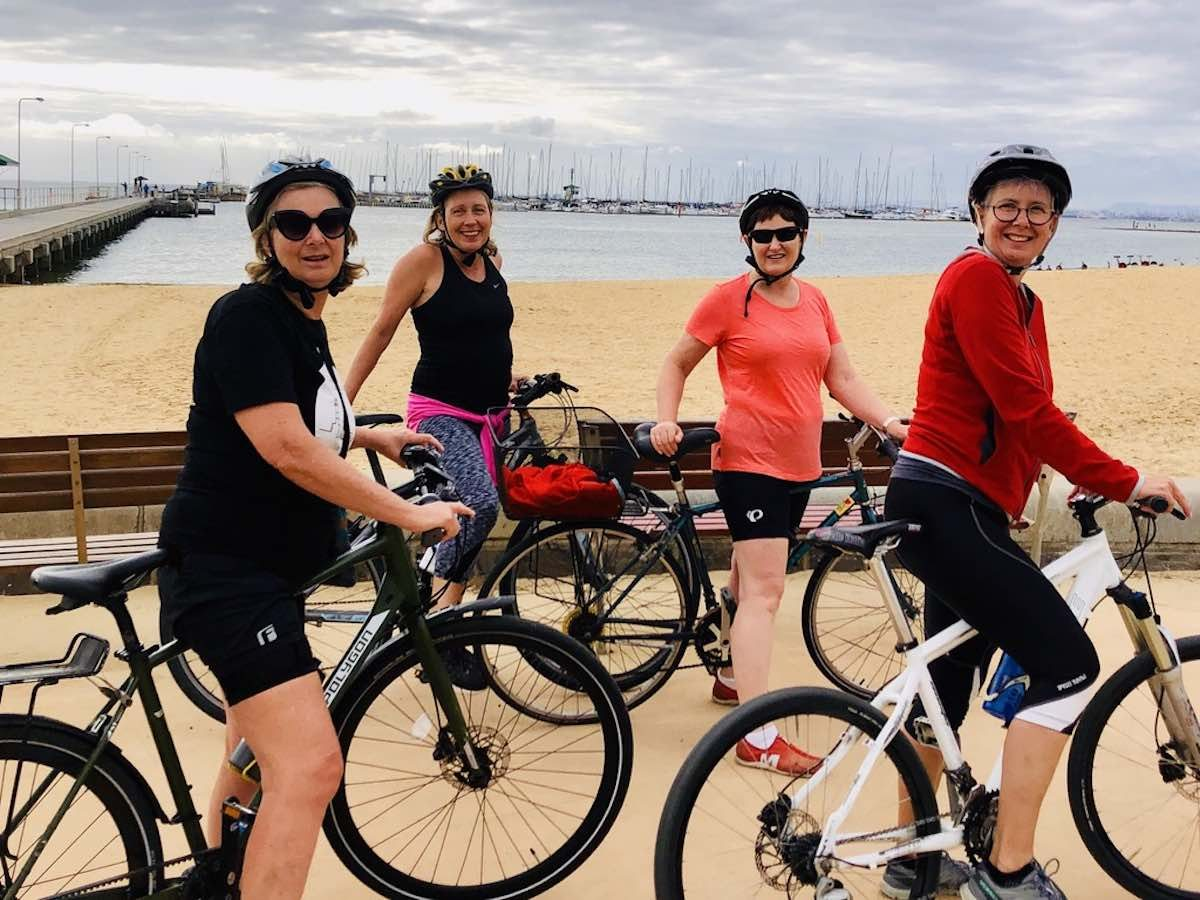 girls day out cycle tour
